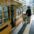 9学習院下駅からママチャリ乗車