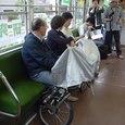 7早稲田駅からの車内(1)