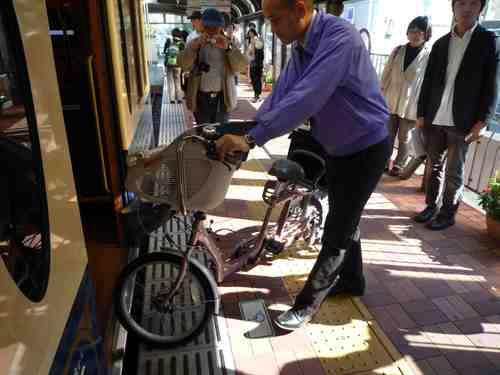 5 親子3人乗り自転車