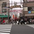 21明治通り(砂町銀座)