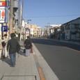 12千住間道西バス停1