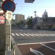 29臨時泪橋バス停1